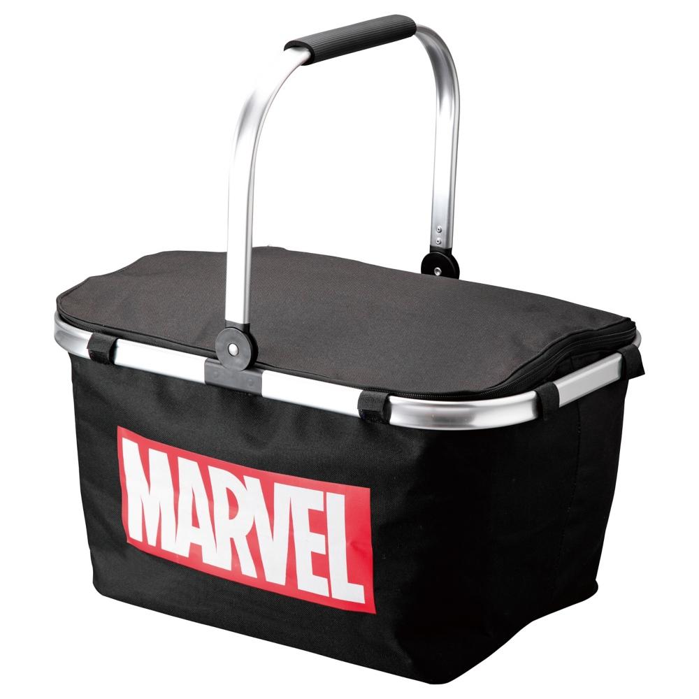 マーベル 保冷バッグ マーベルロゴプリント