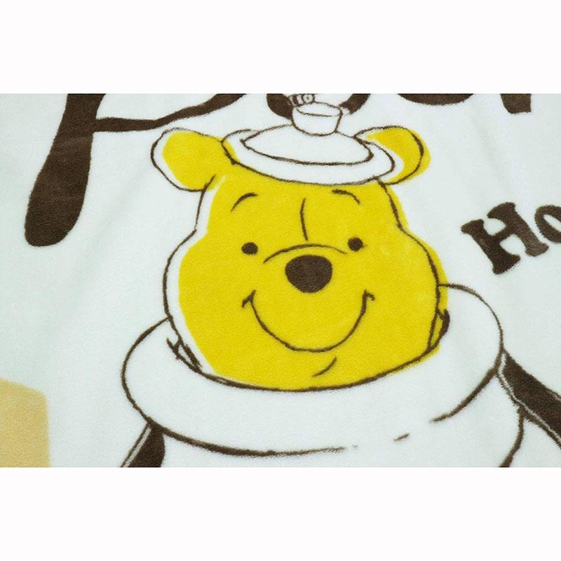 プーさん 毛布 ヒーローハニー