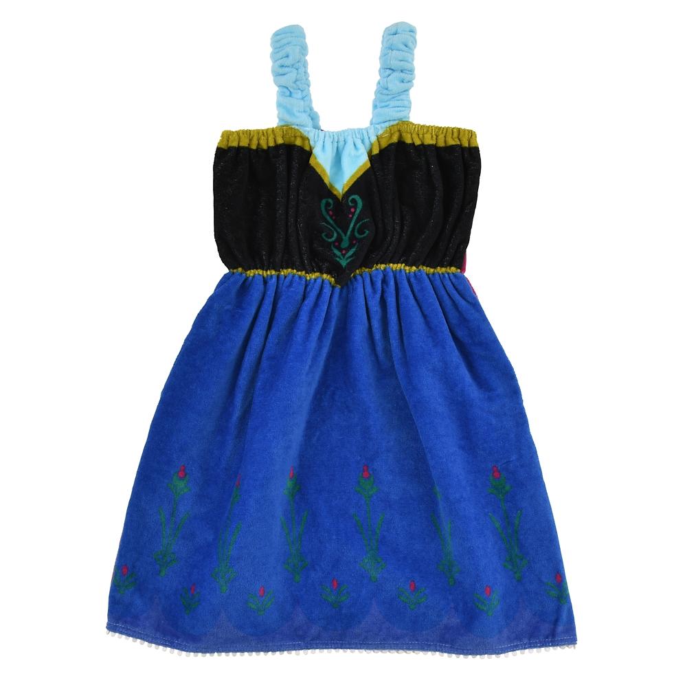 アナ キッズ用バスドレス アナと雪の女王 プチドレス