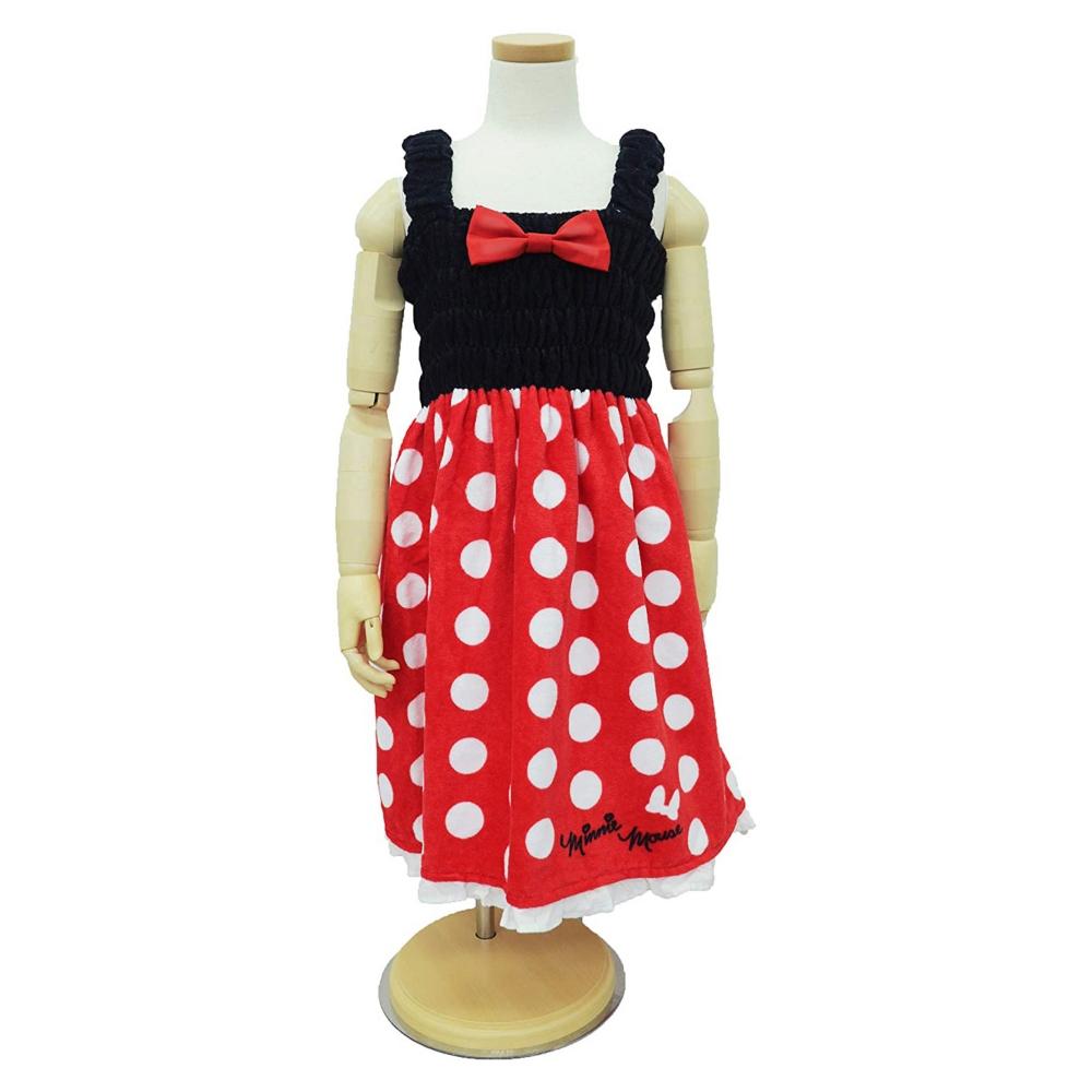 ミニー キッズ用バスドレス プチドレス