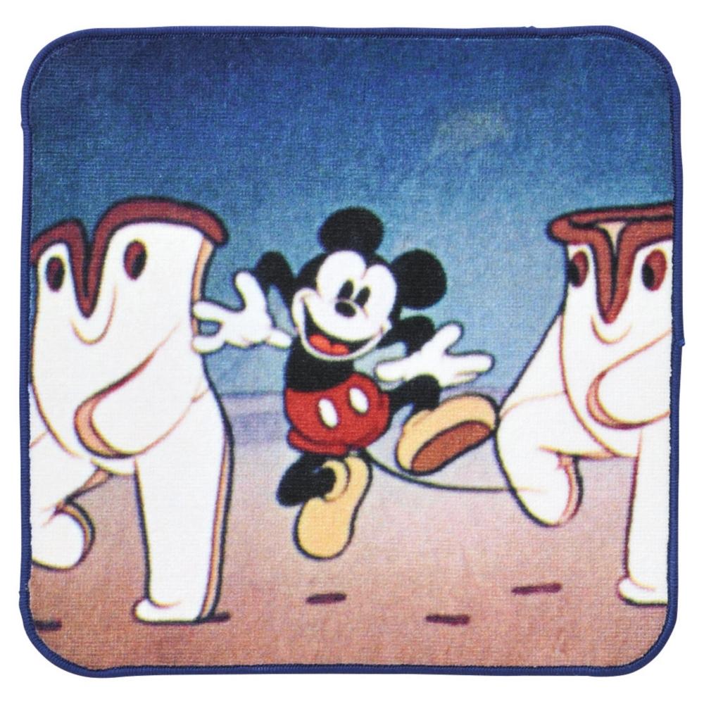 ミッキーマウス ミニタオル ダンステレビ