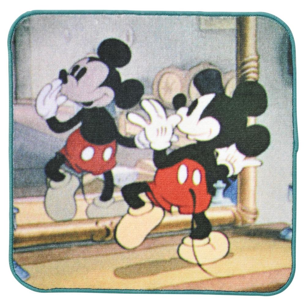 ミッキーマウス ミニタオル ミラーテレビ