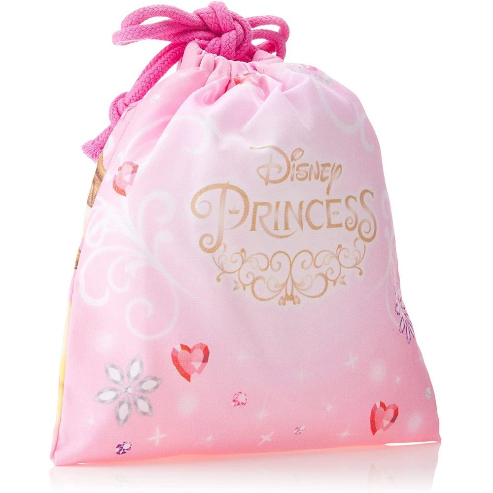 プリンセス 巾着(S) ピンクジュエリー