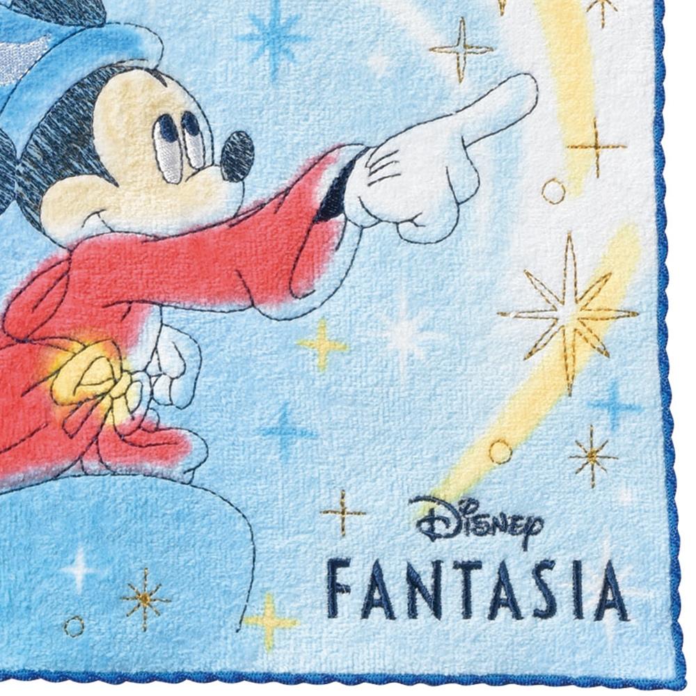 ミッキーマウス ファンタジア ミニタオル ウォーター/ファンタジア