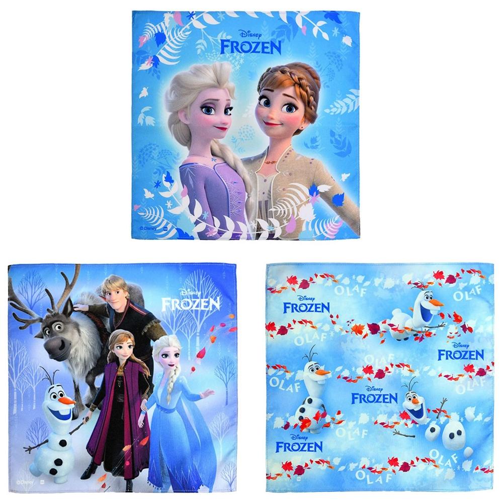 アナと雪の女王2 ランチーフ3枚組 スノーパーティー