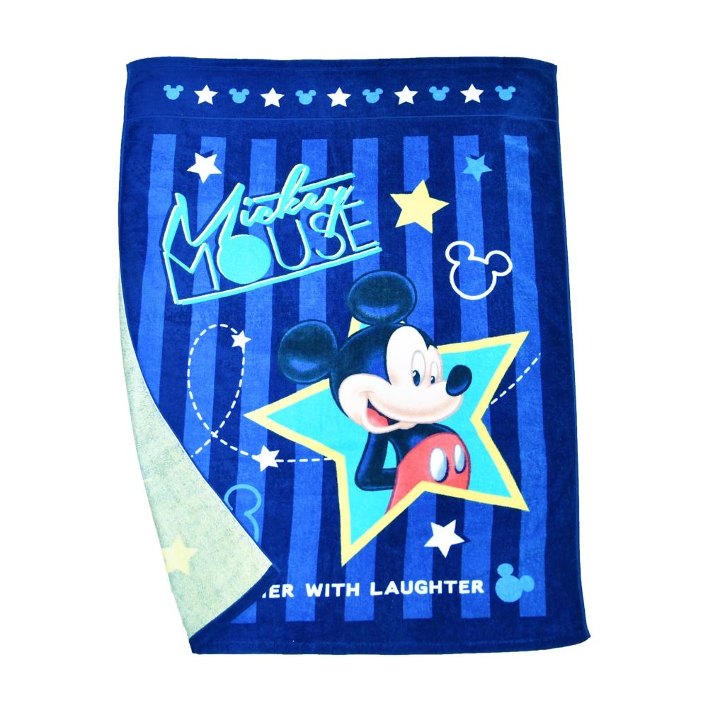 ミッキーマウス お昼寝ケット スターアイコン