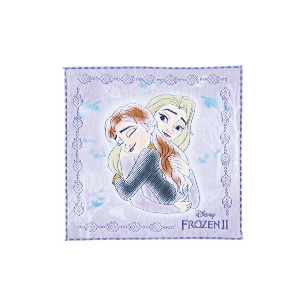 アナと雪の女王 ミニタオル ウォーター/フローズン