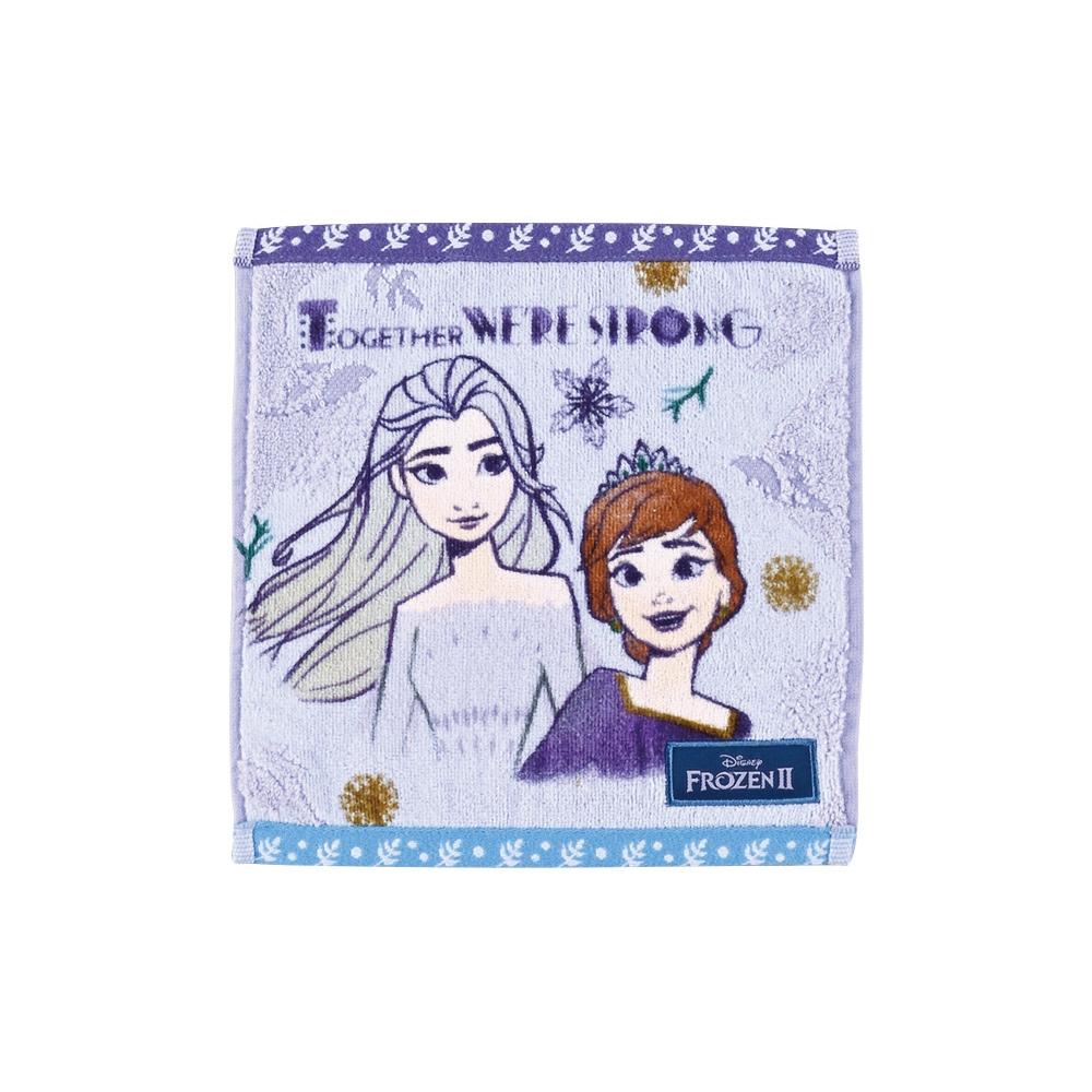 アナと雪の女王 ミニタオル クリアリーフ