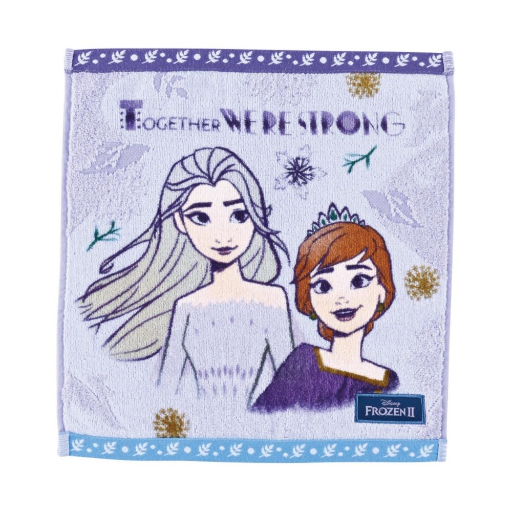 アナと雪の女王 ウォッシュタオル クリアリーフ