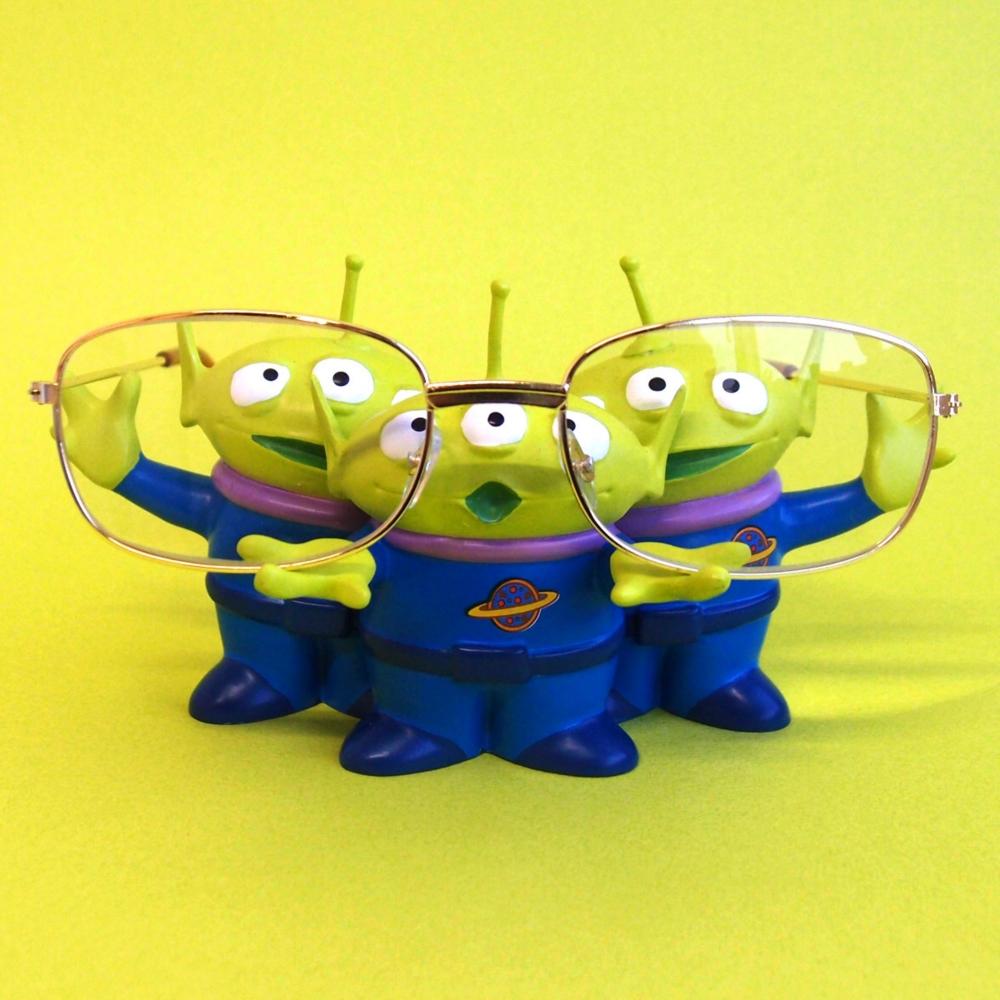Pixar Collection/メガネスタンド エイリアン