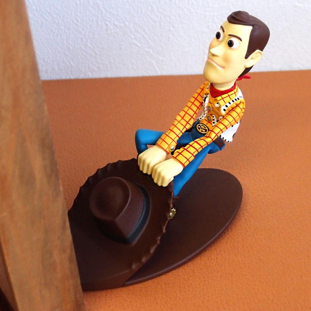 Pixar Collection/ドアストッパー ウッディ