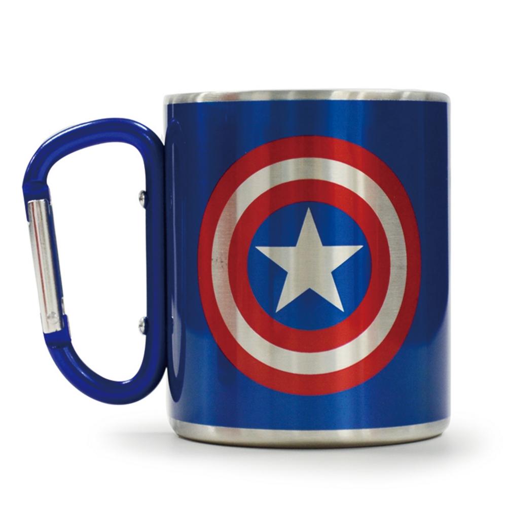 MARVEL COLLECTION/カラビナマグ キャプテン・アメリカ