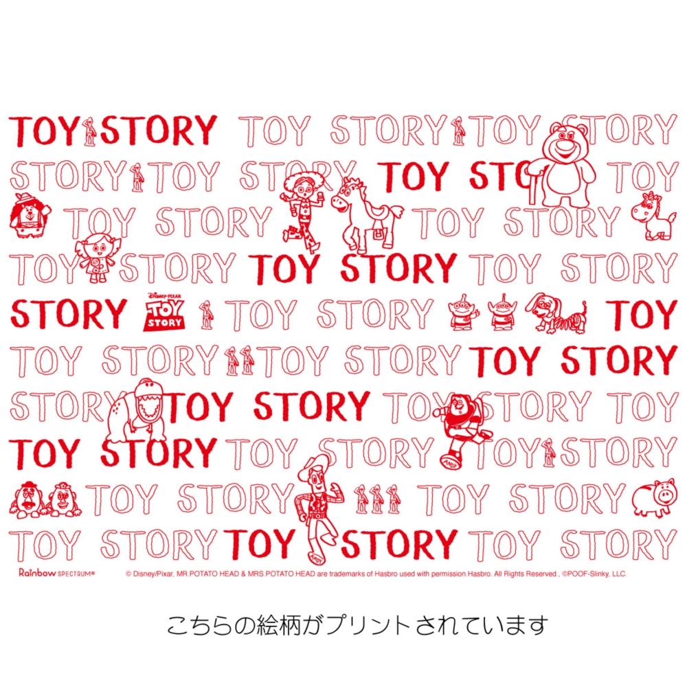 Disney Collection/ドリンクボトル L トイ・ストーリー 500ml レッド