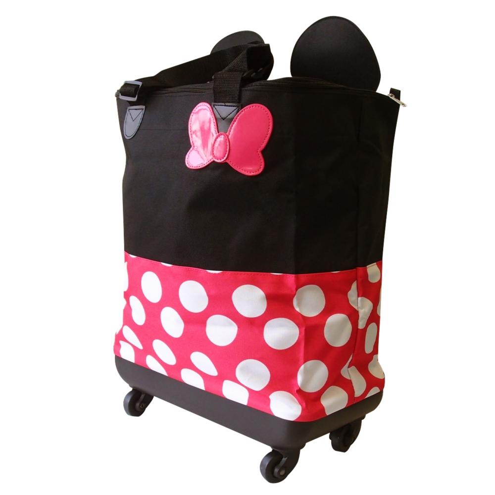 Disney Collection/キャリーバッグ ミニーマウス