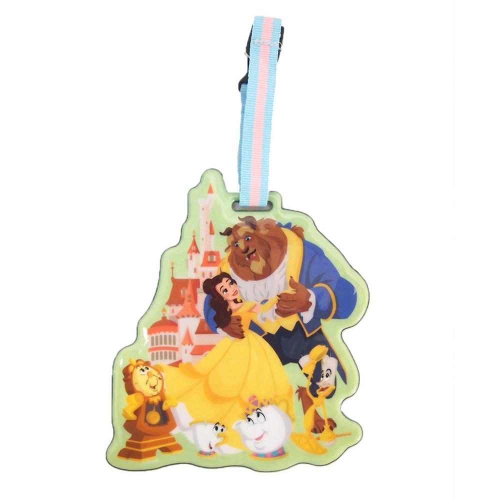 Disney Collection/パスケース【美女と野獣】