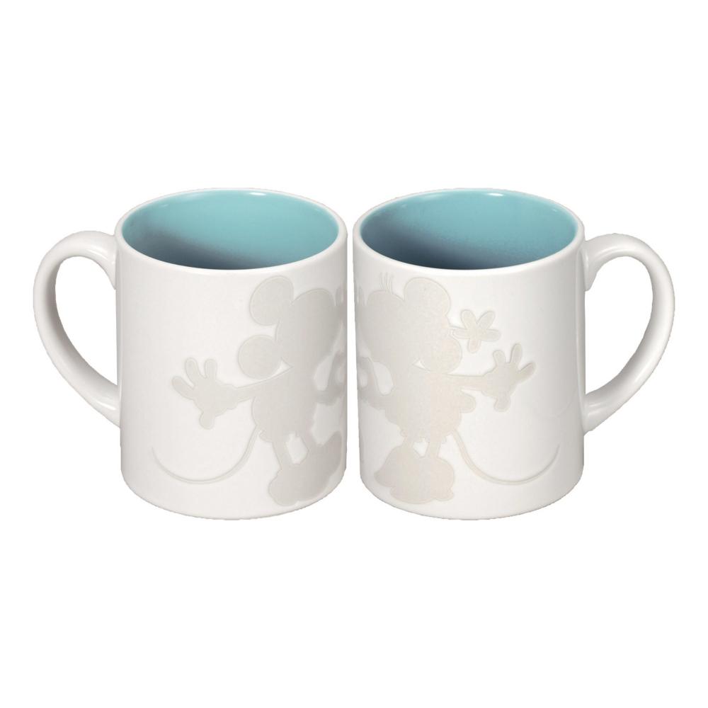ディズニー ペアマグカップ ホワイト 04DR235