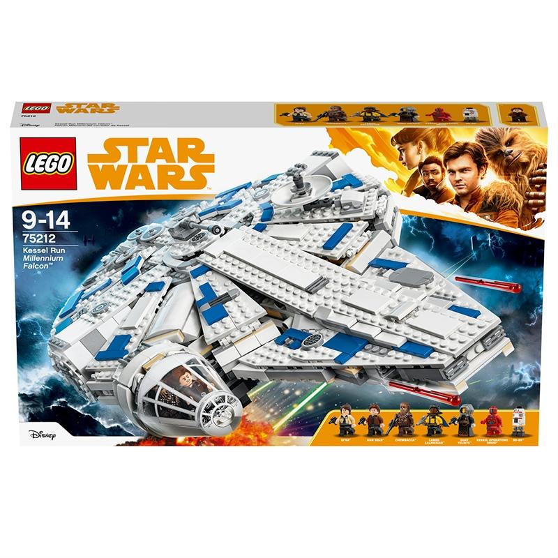 【送料無料】【LEGO】 ミレニアム・ファルコン スター・ウォーズ