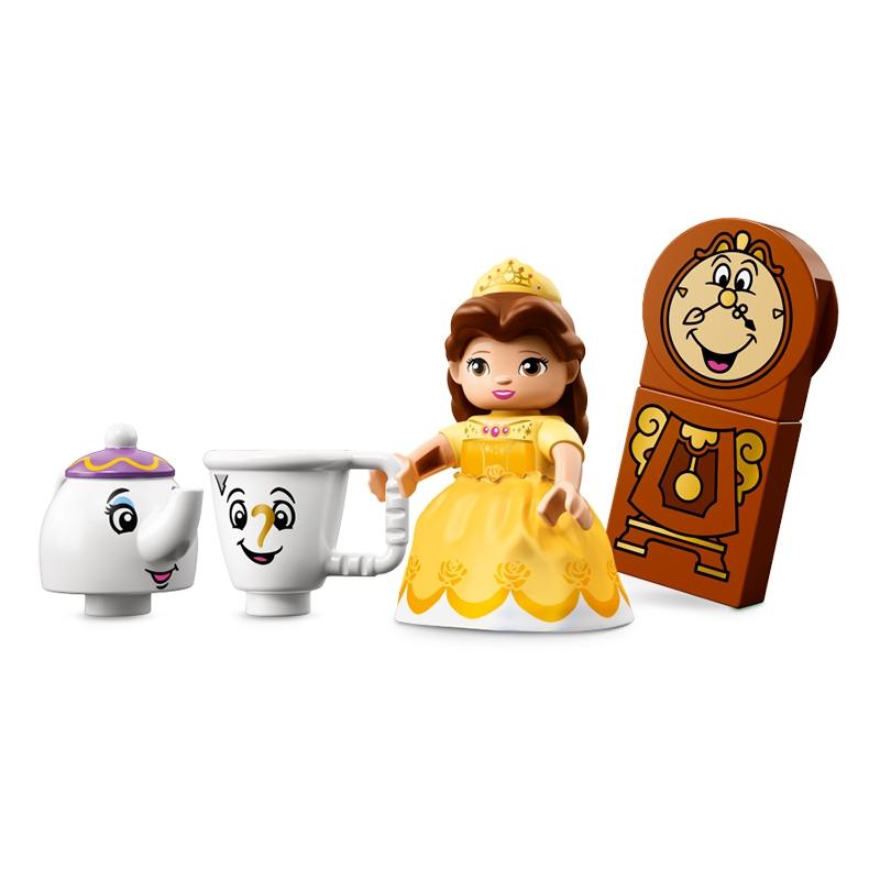 【LEGO】 ベルのティーパーティ 美女と野獣 レゴ デュプロ