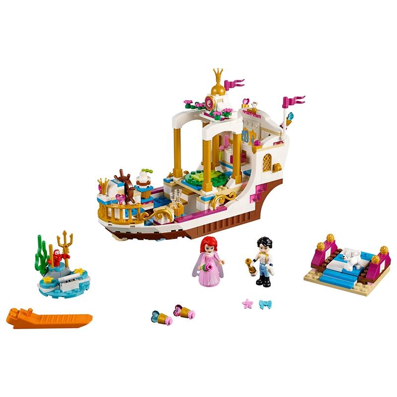 "【LEGO】 アリエル""海の上のパーティ"" リトル・マーメイド"