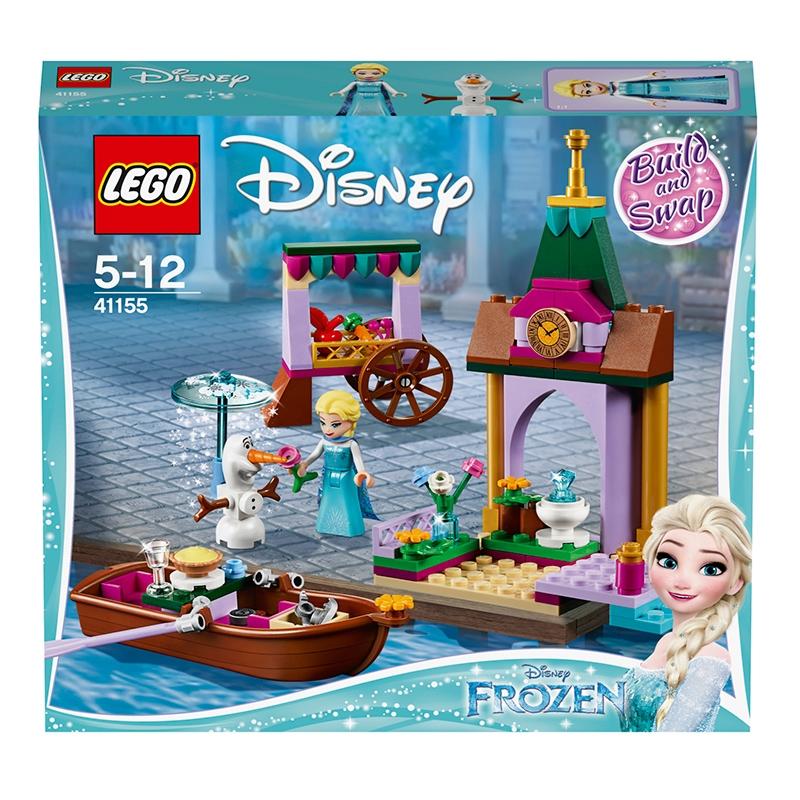 """【LEGO】 アナと雪の女王""""アレンデールの市場"""""""