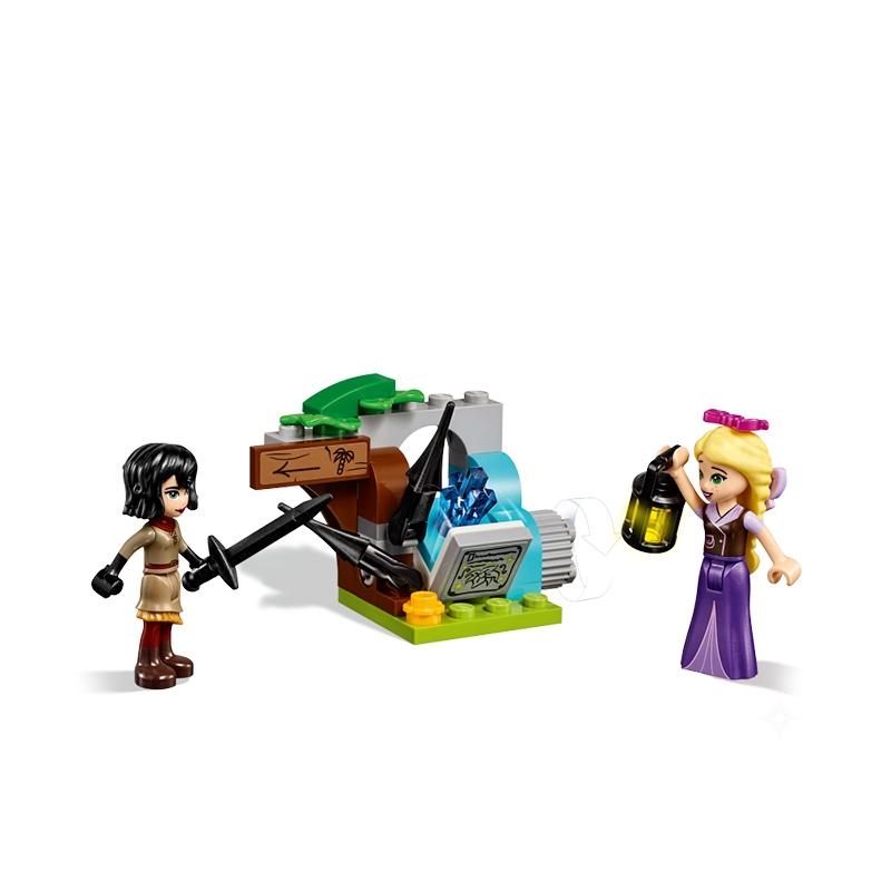 【LEGO】 ラプンツェルの馬車 ラプンツェル あたらしい冒険