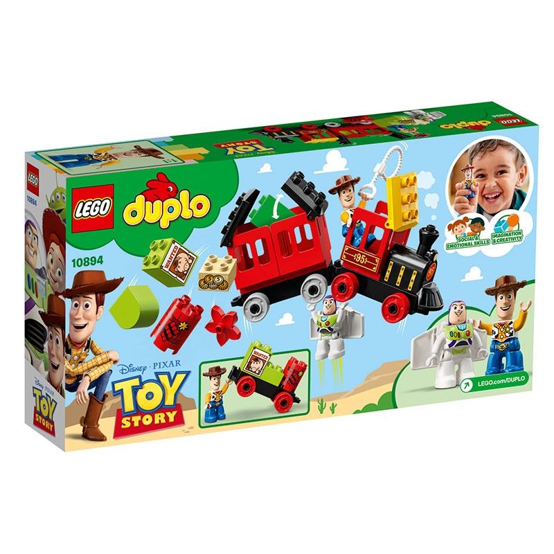 【LEGO】トイ・ストーリー・トレイン レゴ デュプロ