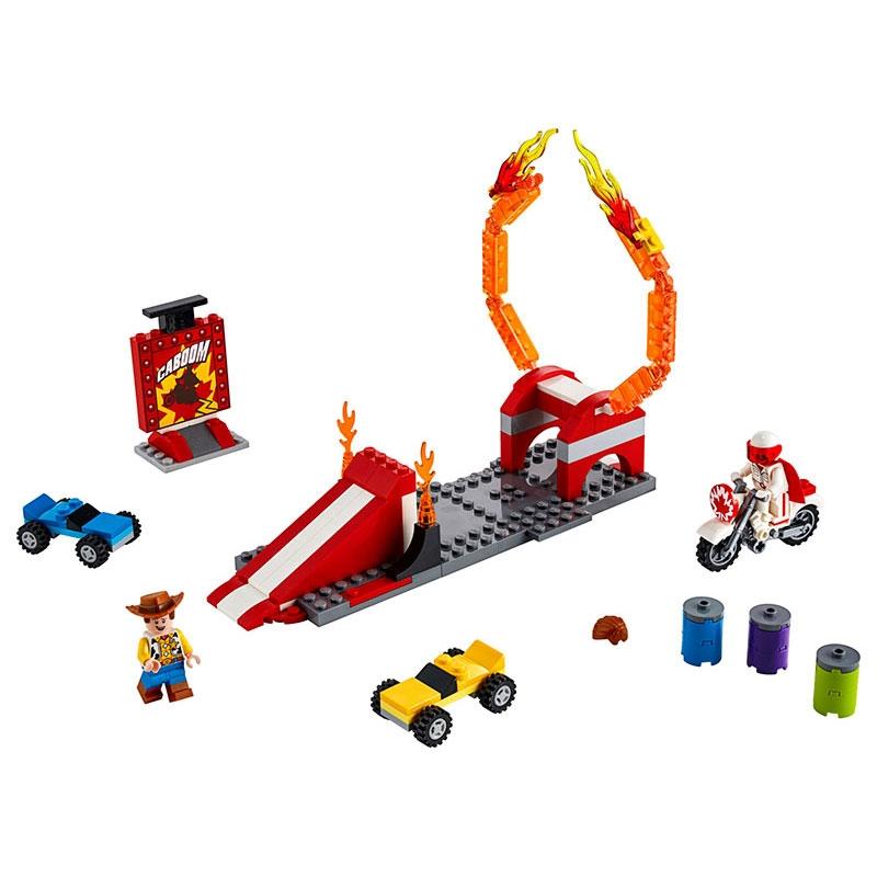 【LEGO】デューク・カブーンのスタントショー トイ・ストーリー4