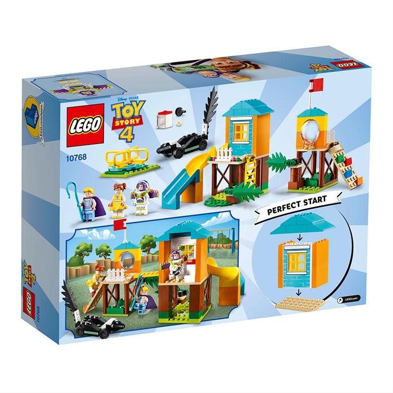 【LEGO】バズ&ボー・ピープの遊び場の冒険 トイ・ストーリー4