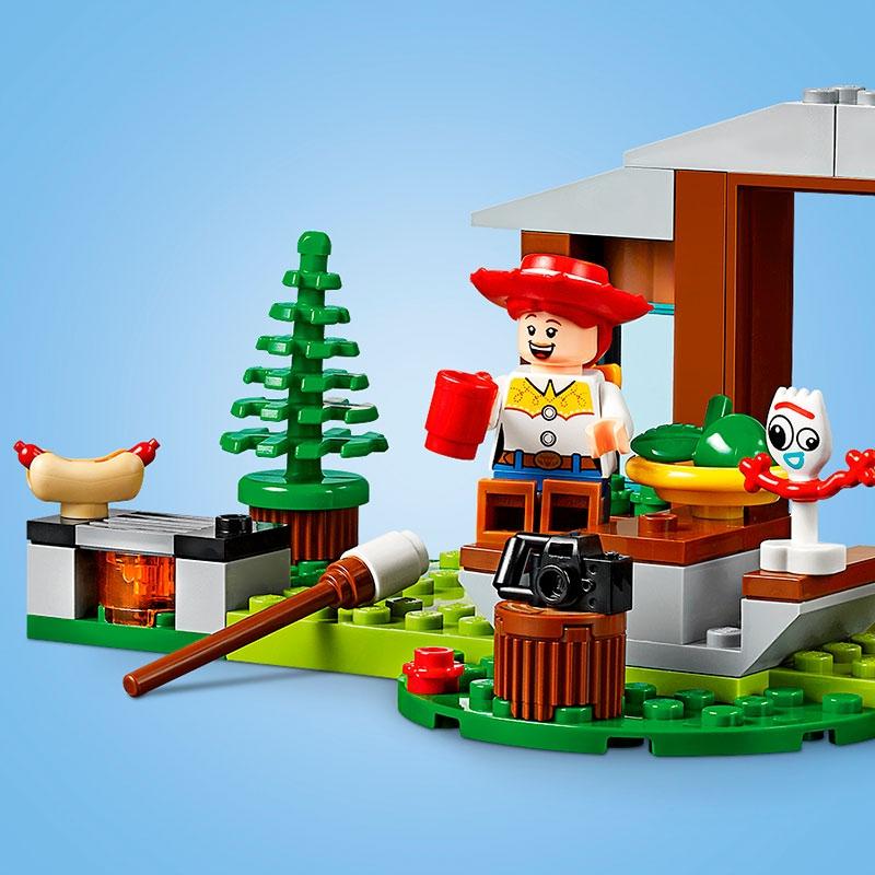 【LEGO】RVバケーション トイ・ストーリー4