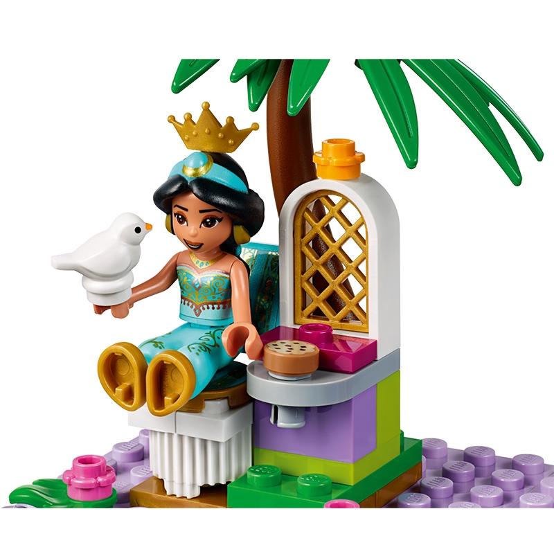 【LEGO】 アラジンとジャスミンのパレスアドベンチャー