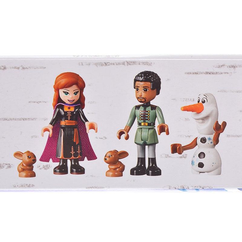 【LEGO】アナ&オラフ マジカル・ツリーハウス アナと雪の女王2