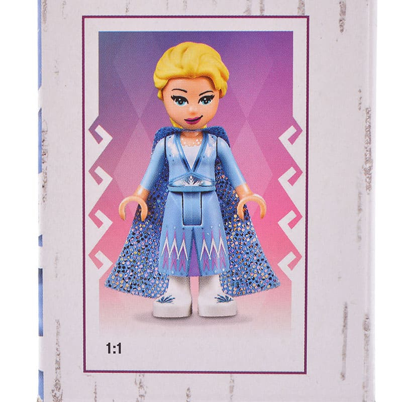 【LEGO】エルサ&スヴェン ワゴン・アドベンチャー アナと雪の女王2