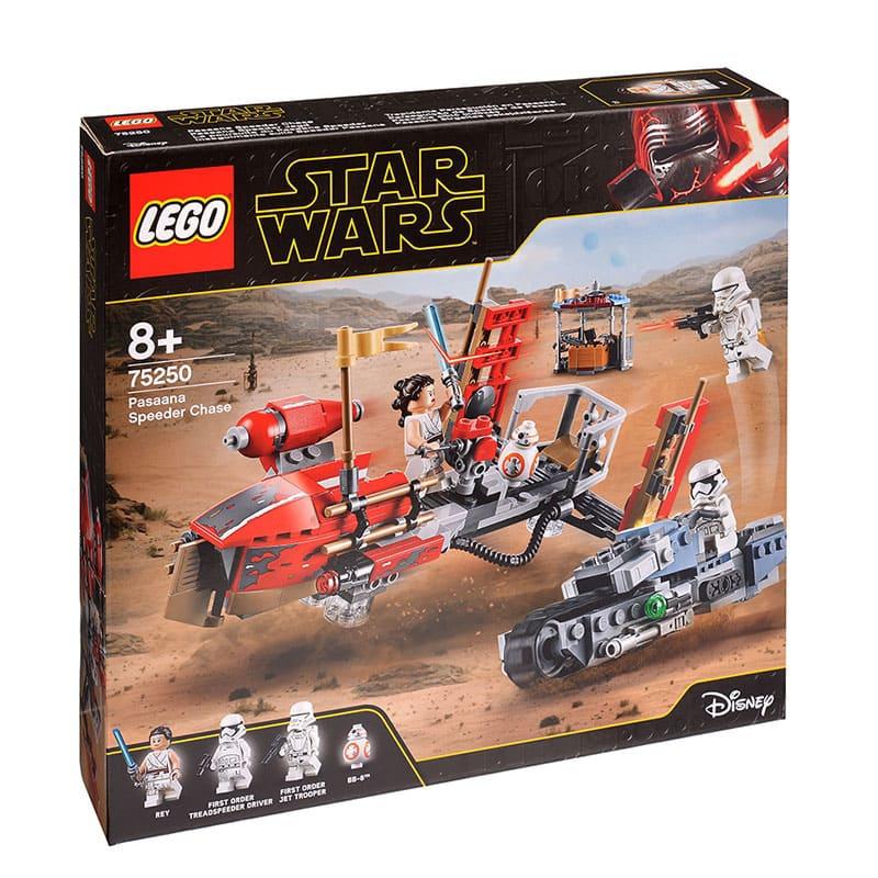 【送料無料】【LEGO】レイ&BB-8 スピーダーチェイス パサーナ スター・ウォーズ/スカイウォーカーの夜明け