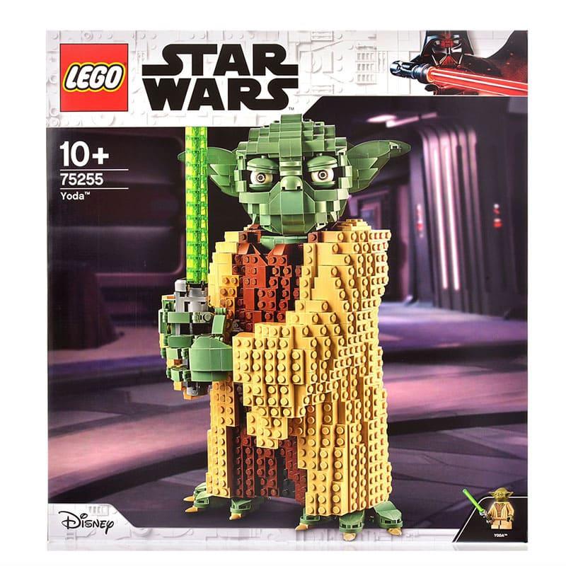 【LEGO】スター・ウォーズ ヨーダ