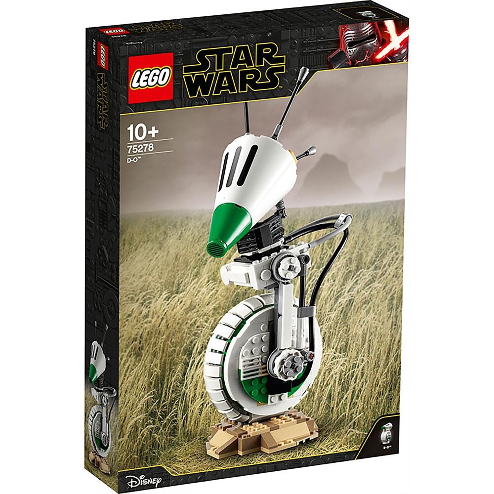 【LEGO】スター・ウォーズ D-0