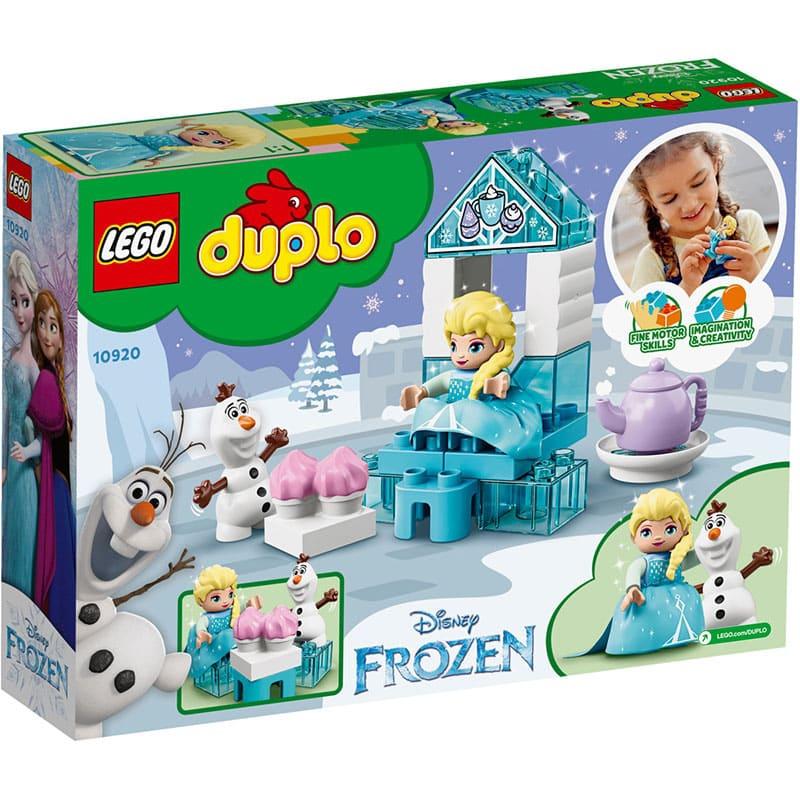 【LEGO】エルサ&オラフ ティーパーティー アナと雪の女王 レゴ デュプロ