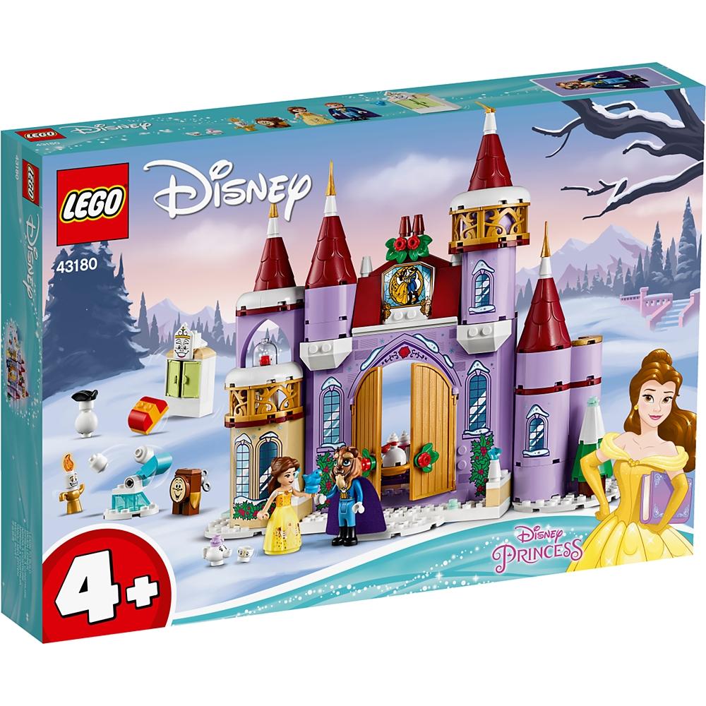 【LEGO】ベル お城のウィンターパーティー 美女と野獣