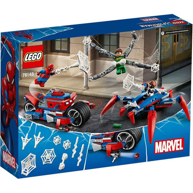 【LEGO】マーベル スパイダーマン スパイダーマン vs. ドクター・オクトパス