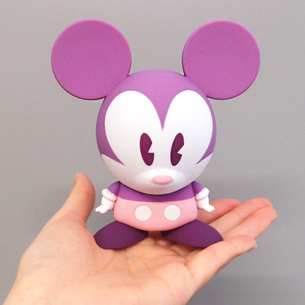 Disney Collection/SHORTS/フィギュア/ミッキー/パープル