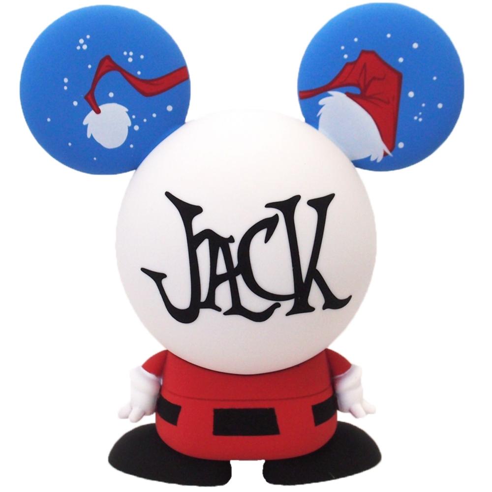 Disney Collection/SHORTS/フィギュア/サンタ/ジャック
