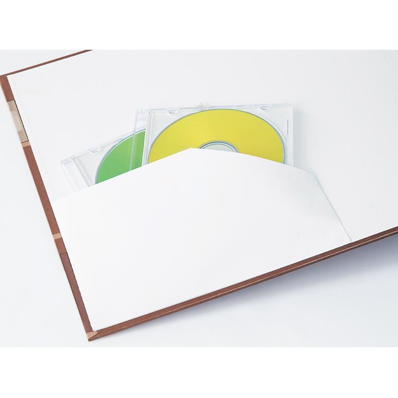 600枚収納アルバム ミッキー&ミニー (シルエット)