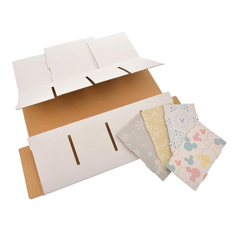 ミッキー コレクションボックス THE APARTMENT レッドセット