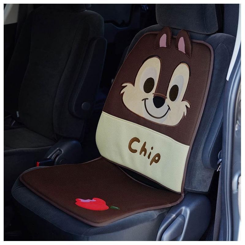 チップ メッシュ素材の快適シートクッション