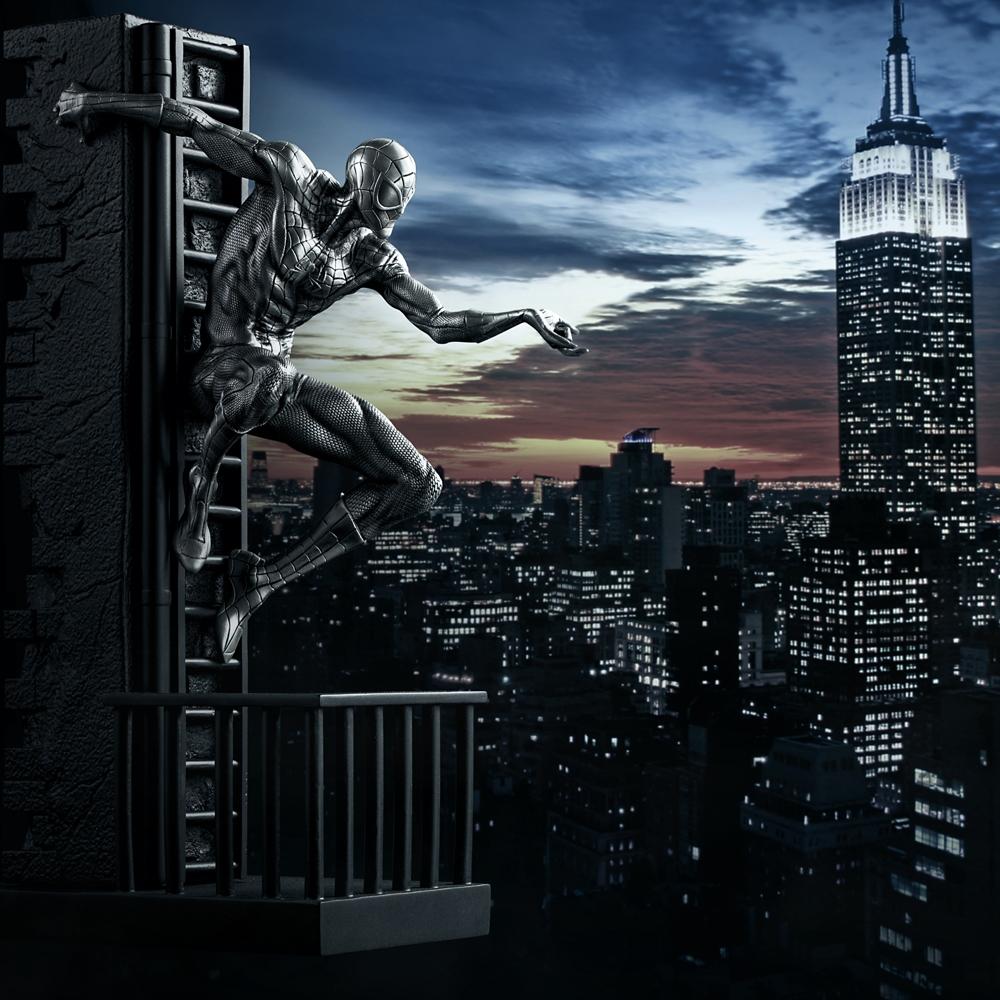 【ROYAL SELANGOR】マーベル スパイダーマン フィギュア リミテッドエディション