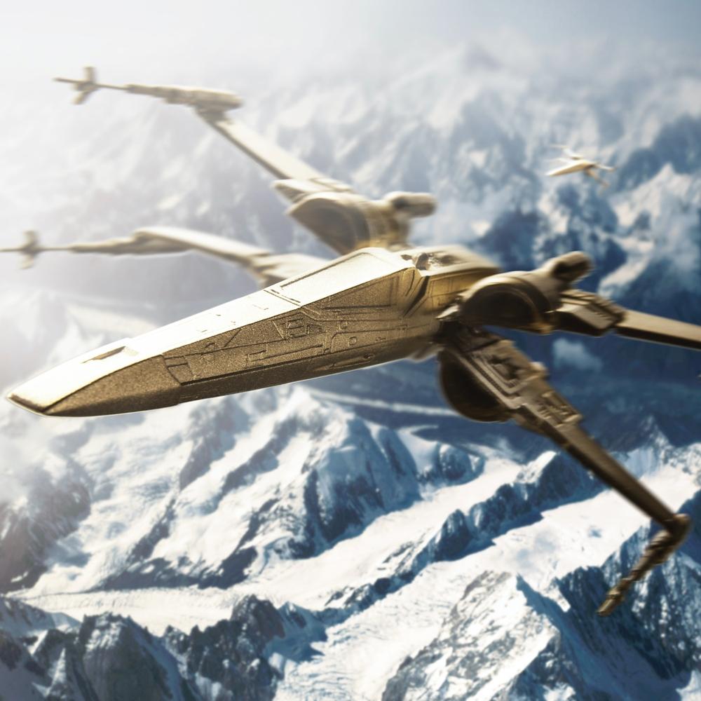 ヴィークル X-wing ゴールドエディション