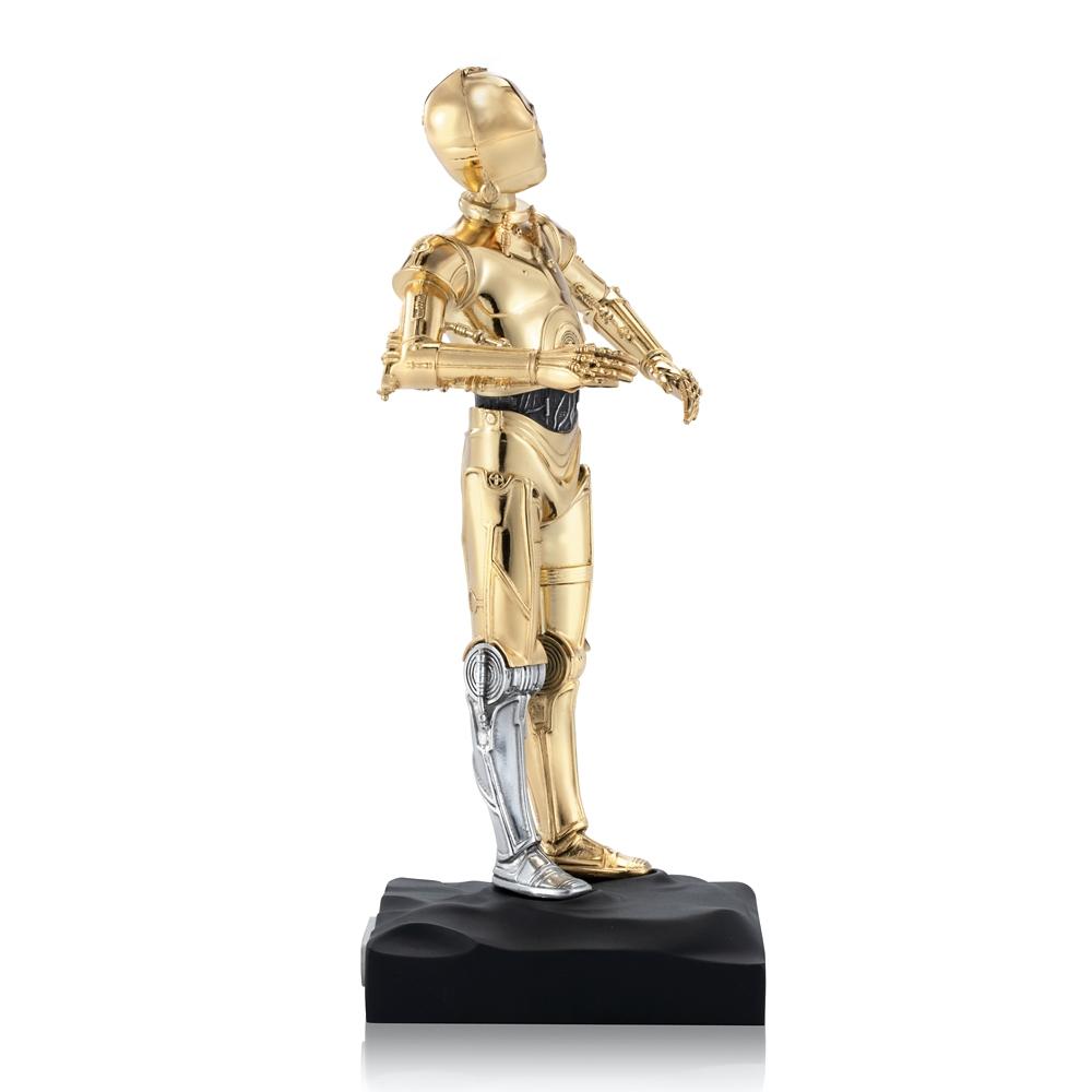 【ROYAL SELANGOR】スター・ウォーズ C-3PO フィギュア