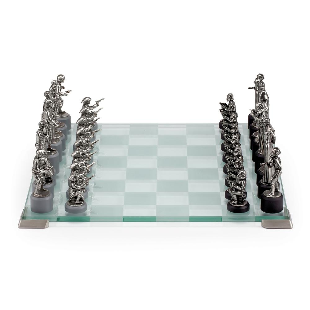 スター・ウォーズ クラシック チェスセット