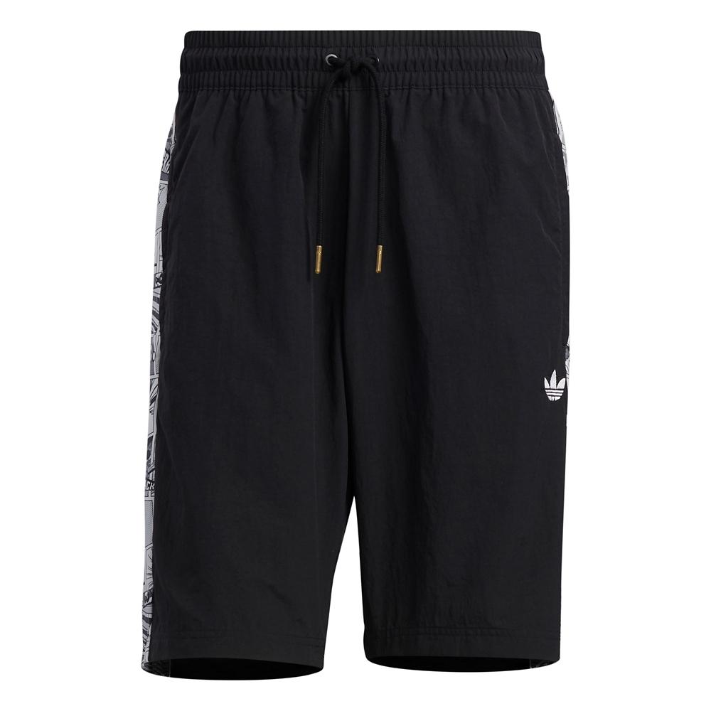 【adidas Originals】ピクサー ハーフパンツ マンガ Black