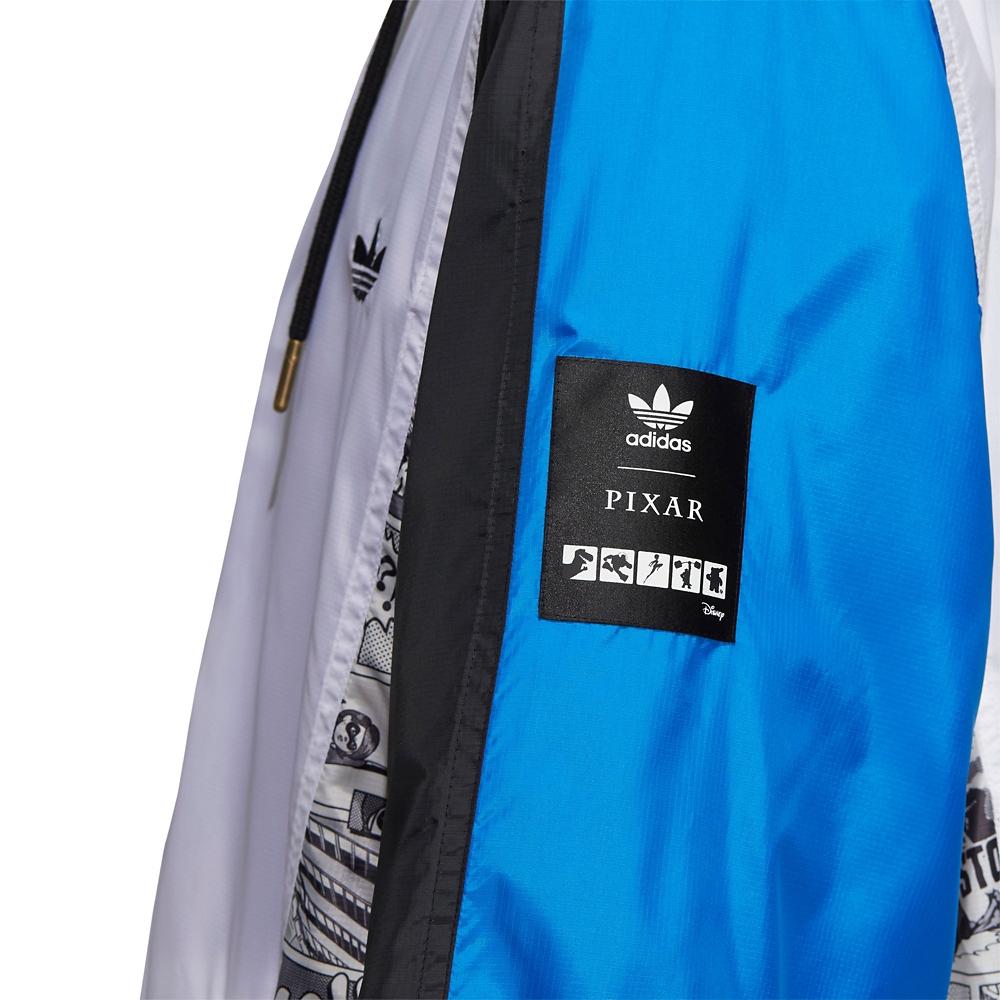 【adidas Originals】ピクサー ウインドブレーカー マンガ White