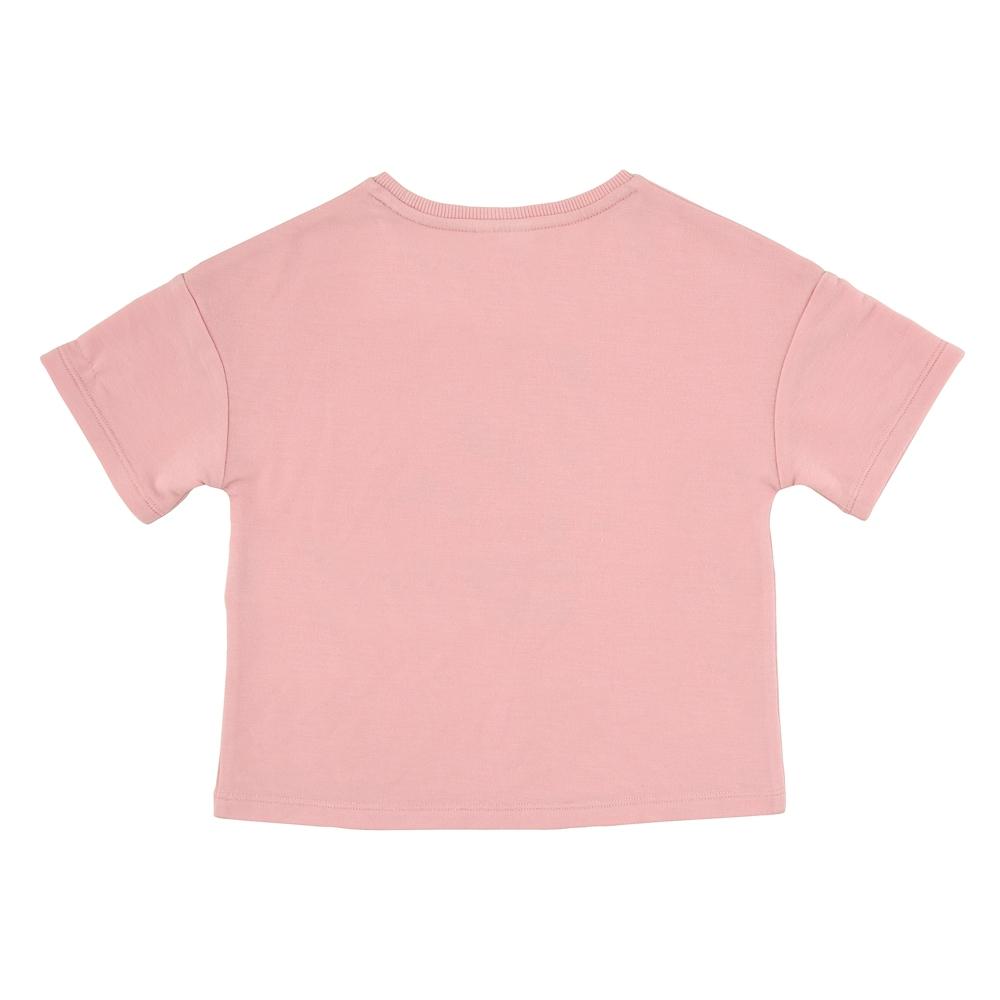 ミニー キッズ用半袖Tシャツ ピンク